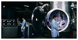 Plasma Spraying Chamber